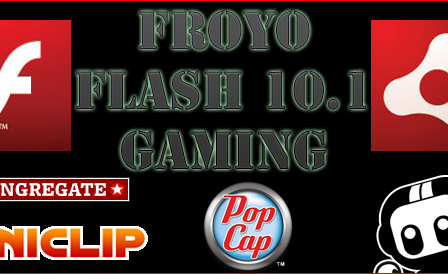 froyo-flash-gaming