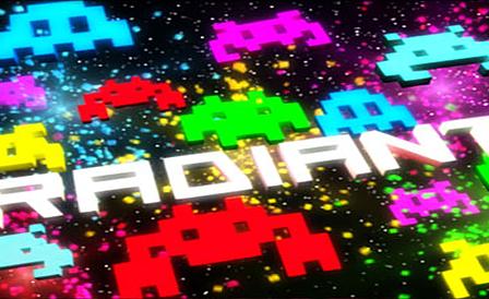 radiant-title