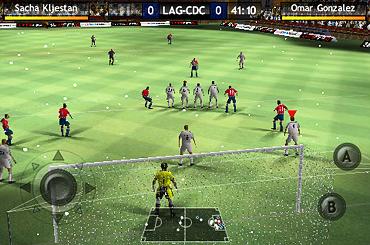Fifa 10 на андроид кэш