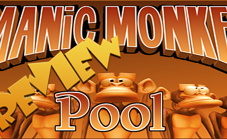 Manic-monkey-pool android