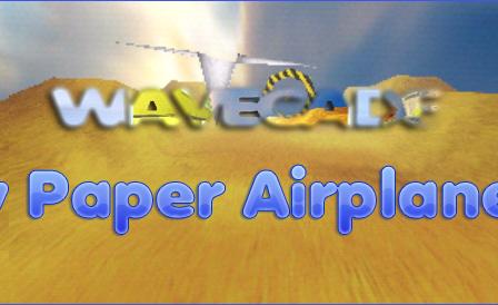 my-paper-airplane-2-wavecade-andorid