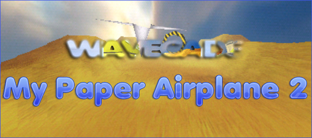 my-paper-airplane-2-wavecade-andorid