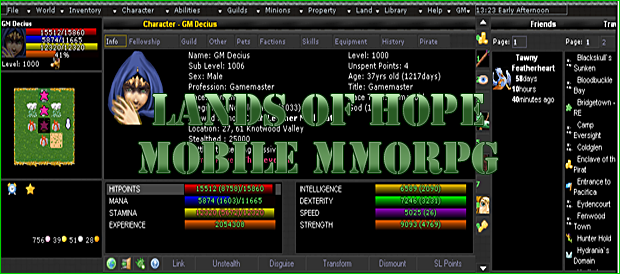 lands-of-hope-android-mmorpg