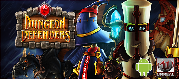 dungeon-defenders-unreal-engine-android