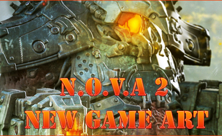 NOVA-2-gameloft-game-art