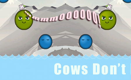 Cows Don't Fly banner