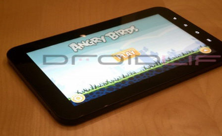 galaxy-tab-verizon android games demo