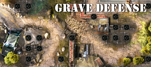 Grave Defense banner