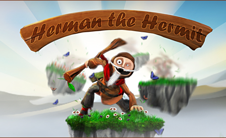 herman-the-hermit-android-platform-game