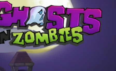 Ghosts'n Zombies banner