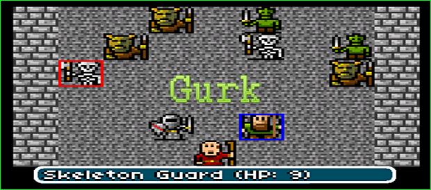 Larva Labs sneaks an 8-bit old school RPG onto the Android Market