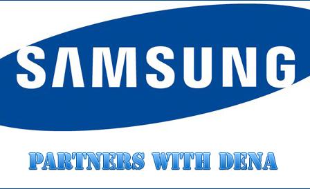 samsung-dena-partnership-social-gaming