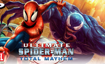 spiderman-HD-gameloft-android