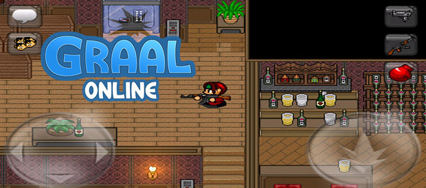Graal Online bringing the old school MMORPG love to Android