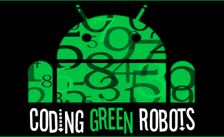 Coding-Green-Robots-Android
