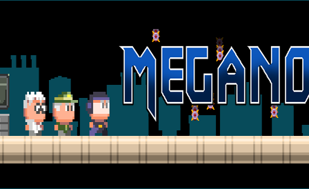 meganoid-android-game