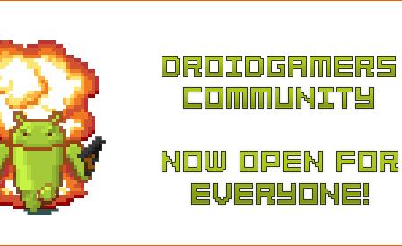 DroidGamers-Community
