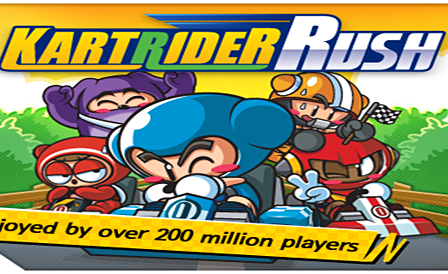 KartRider-Rush-for-Android