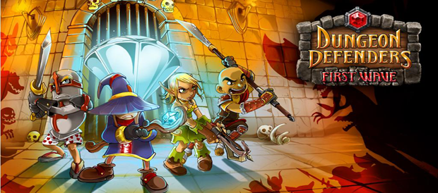 Dungeon Defenders: First Wave goes free-to-play with in-app