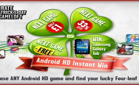 st-patricks-day-gameloft-giveaway-android