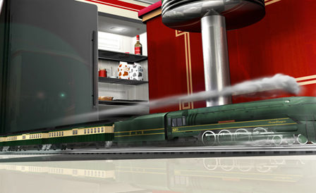my first trainz set android game
