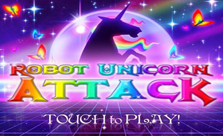 robot-unicorn-attack-android-game