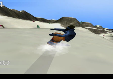 Big-mountain-snowboarding-android-game