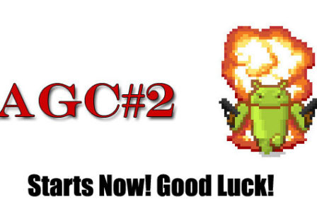 AGC2-Android-gaming-challenge-now