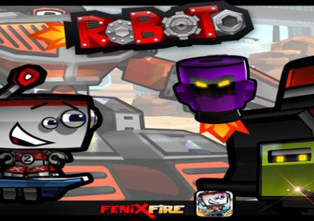 roboto-android-platform-game