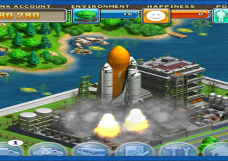 virtual-city-android-game