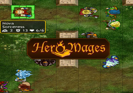 hero-mages-android-game