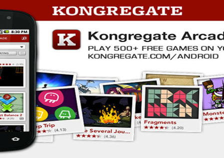 kongregate-arcade-android-app