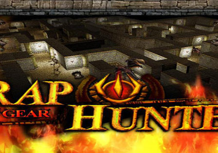 Trap-Hunter-Lost-Gear-android-game
