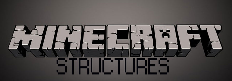 Minecraft Structures: One big giant old school Mega Man