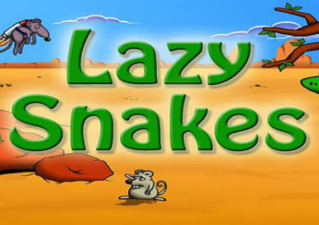 Lazy-Snakes-Android-game