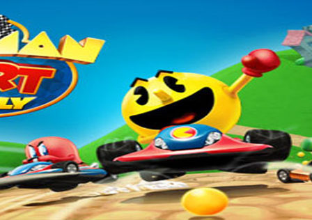 pac-man-kart-rally-android-game