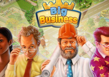 Big-Business-Android-Game live