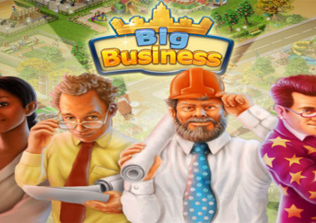 Big-Business-Android-Game