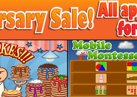 Pancakes-android-game-sale