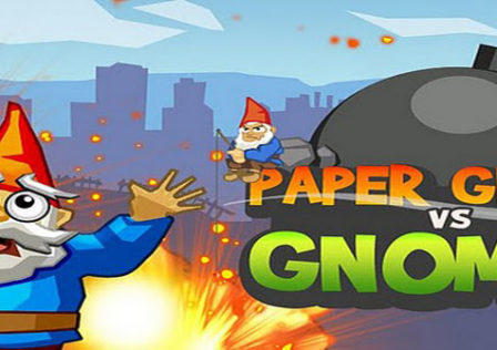 Paper-Glider-Gnomes-android-games