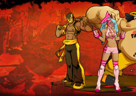street-wrestling-android-game