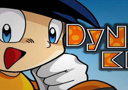 DynamoKid-Android-game