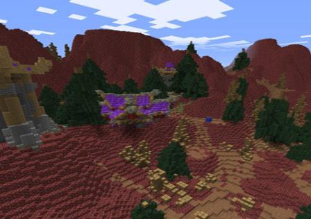 Minecraft-Kalimdor