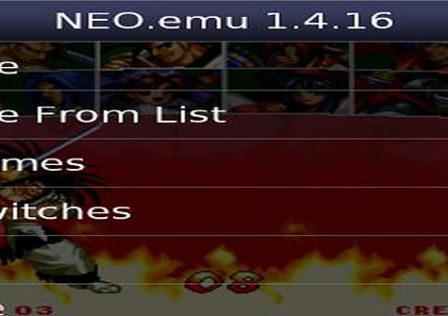 Neogeo-emulator-android