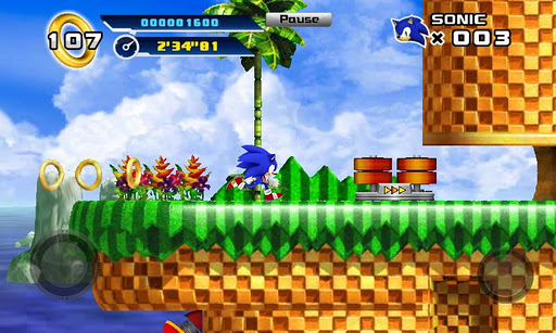 Sonic 4 Episode 1 Review: Speed Control - Droid Gamers
