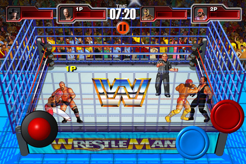 Classic arcade game WWE WrestleFest will be heading to