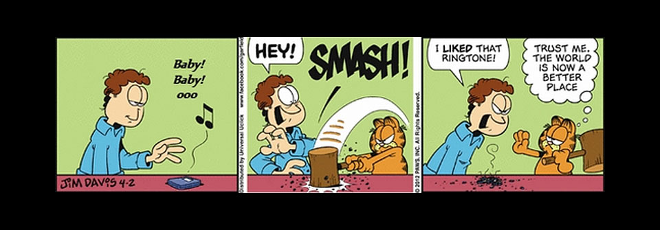 Official Garfield Game Arrives On Android Via The Amazon App Store Droid Gamers