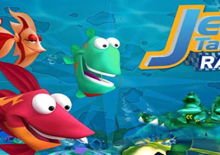 Jett-Tailfin-Racers-Android-game