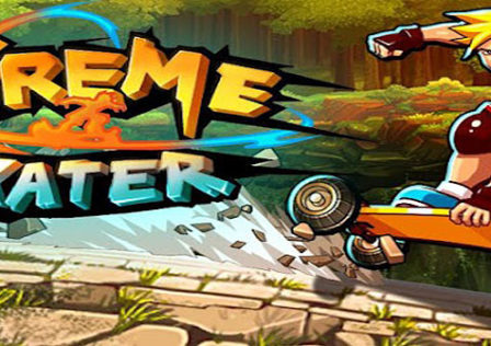 extremet-skater-android-game