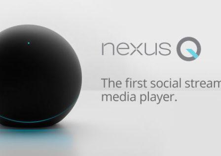 Google-Nexus-Q-Android